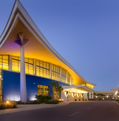 Commercial: Gulf Coast Convention Center