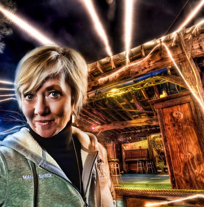 HDR Shed Portraits